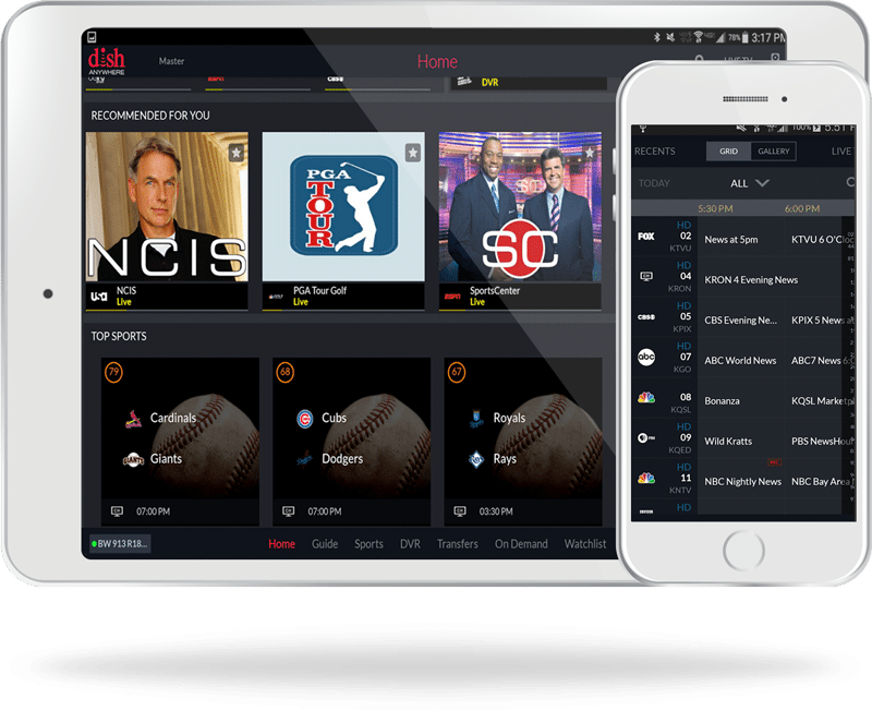 Watch TV on Your iPad with DISH Anywhere - Sinclairville, New York - LANE TV & SATELLITE - DISH Authorized Retailer