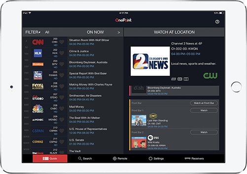 OnePoint App | LANE TV & SATELLITE | Sinclairville, NY