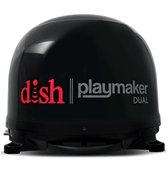 DISH Playmaker Dual - Outdoor TV - Sinclairville, New York - LANE TV & SATELLITE - DISH Authorized Retailer