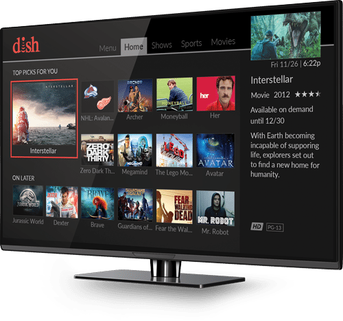 Get DISH On Demand Movies from LANE TV & SATELLITE in Sinclairville, New York - DISH Authorized Retailer